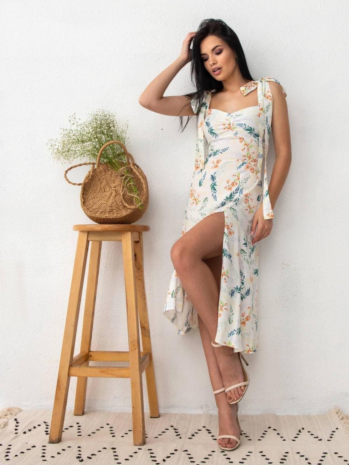 Платье Charisma Белая веточка