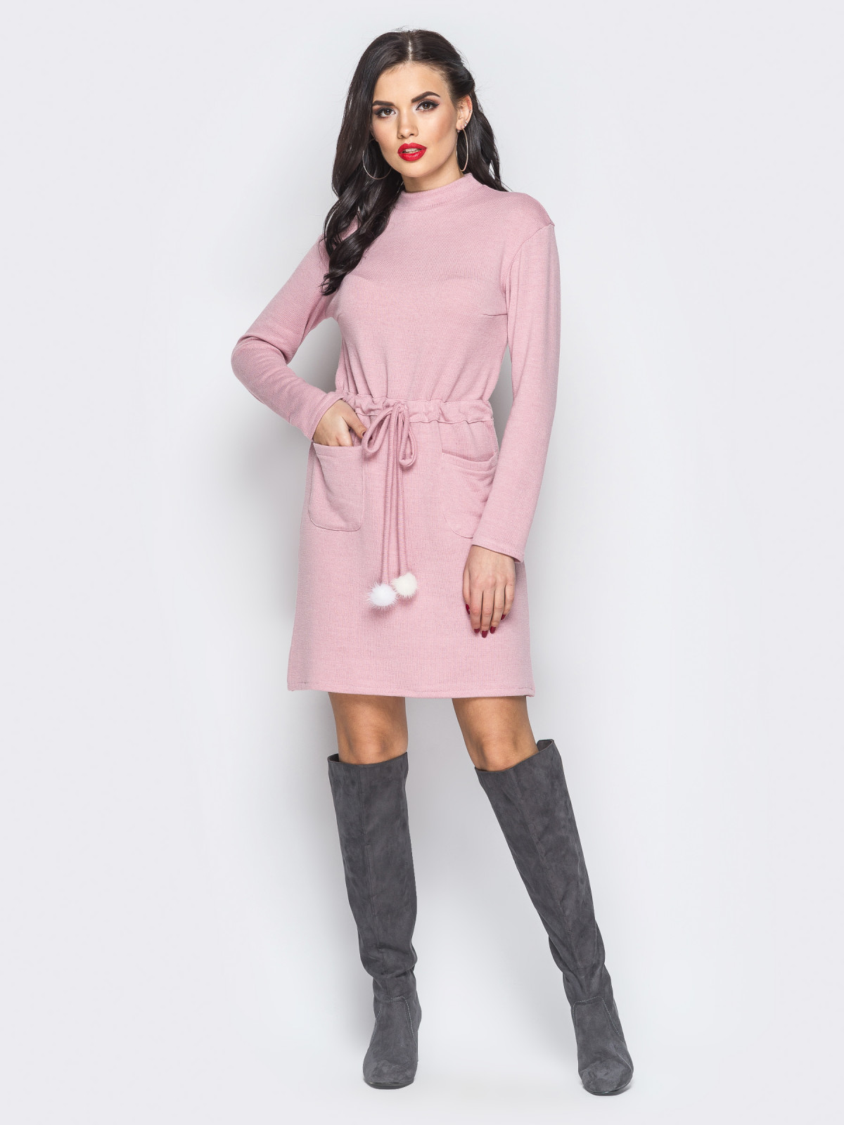 Платье Candy розовый