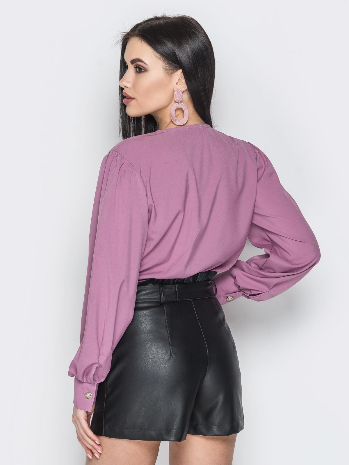 Блуза Angelina пурпурный