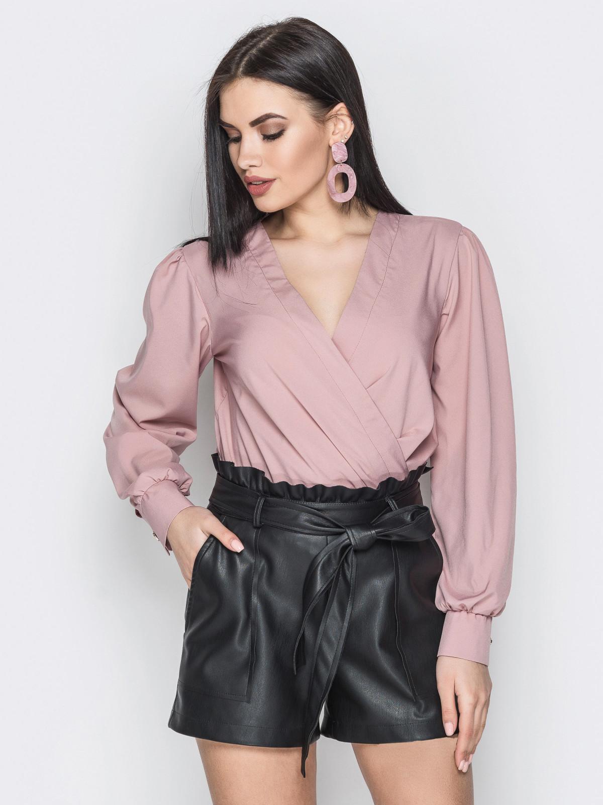Блуза Angelina пыльная роза
