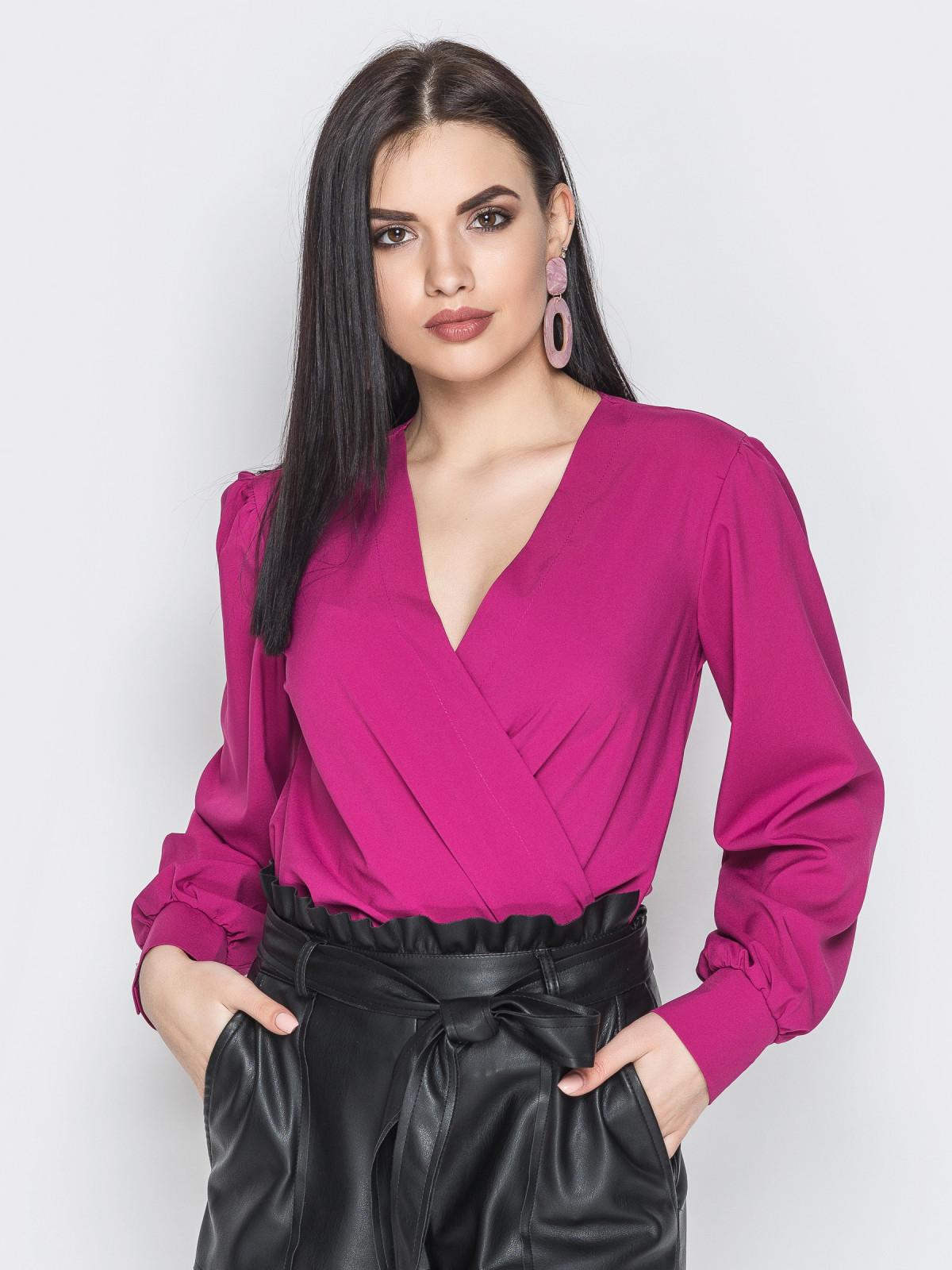 Блуза Angelina малиновый