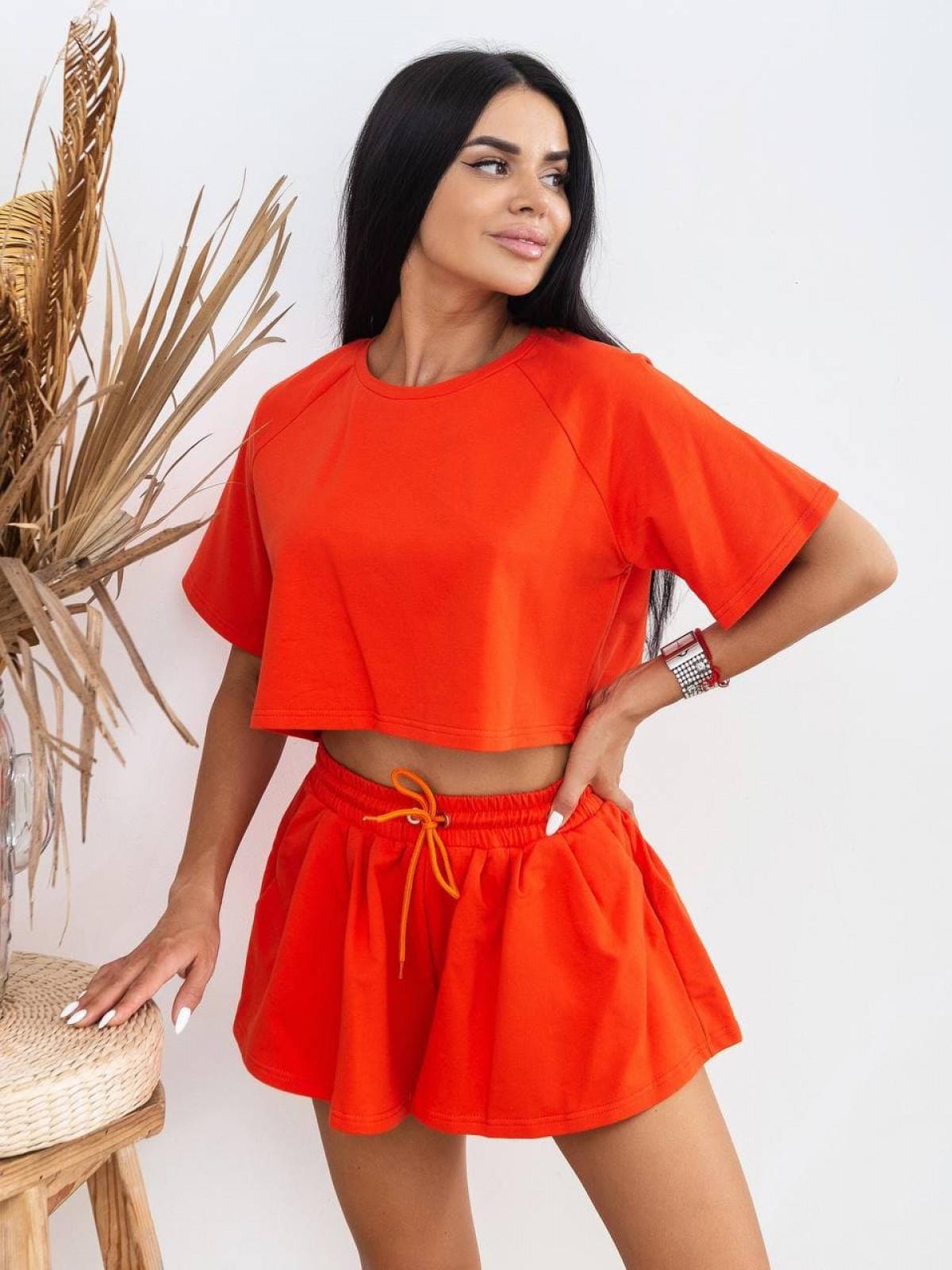 Комплект Fanny Оранжевый