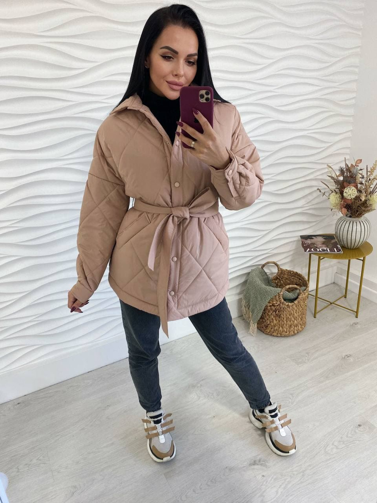 Куртка SIERRA Бежевый