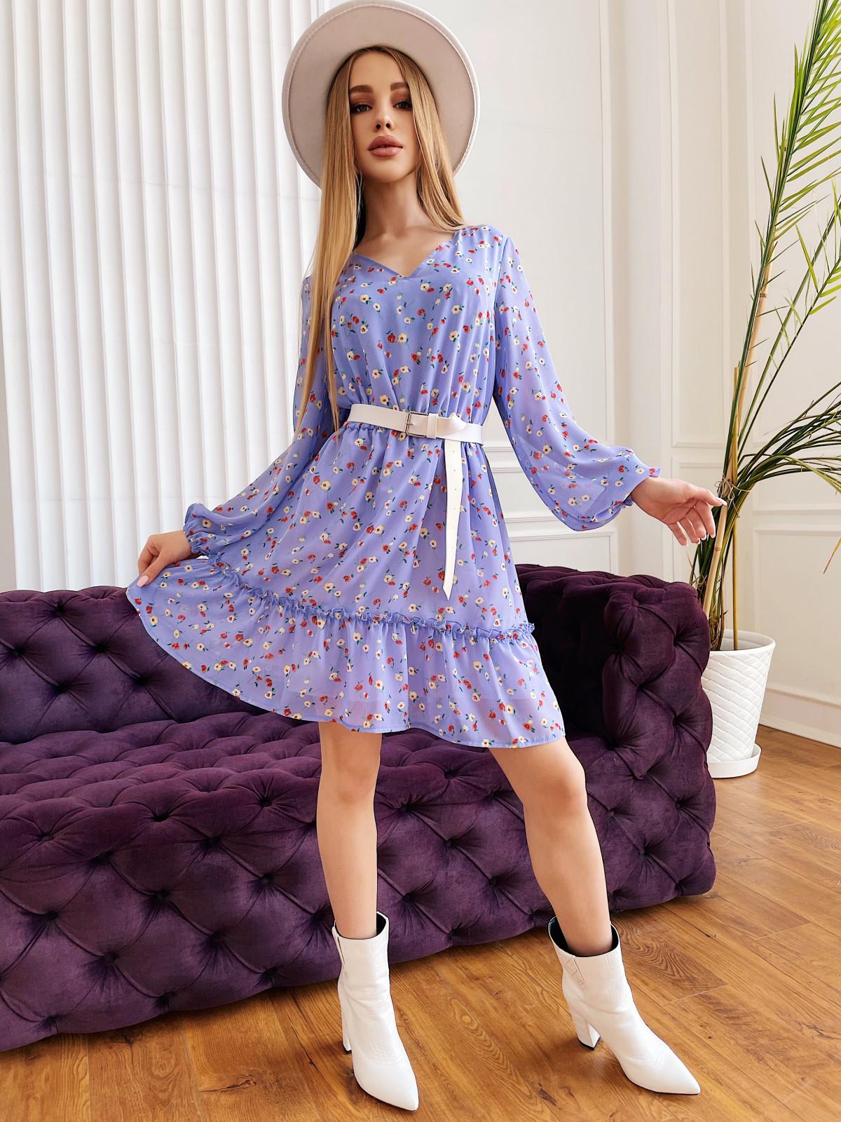 Платье Fantasy лавандовый